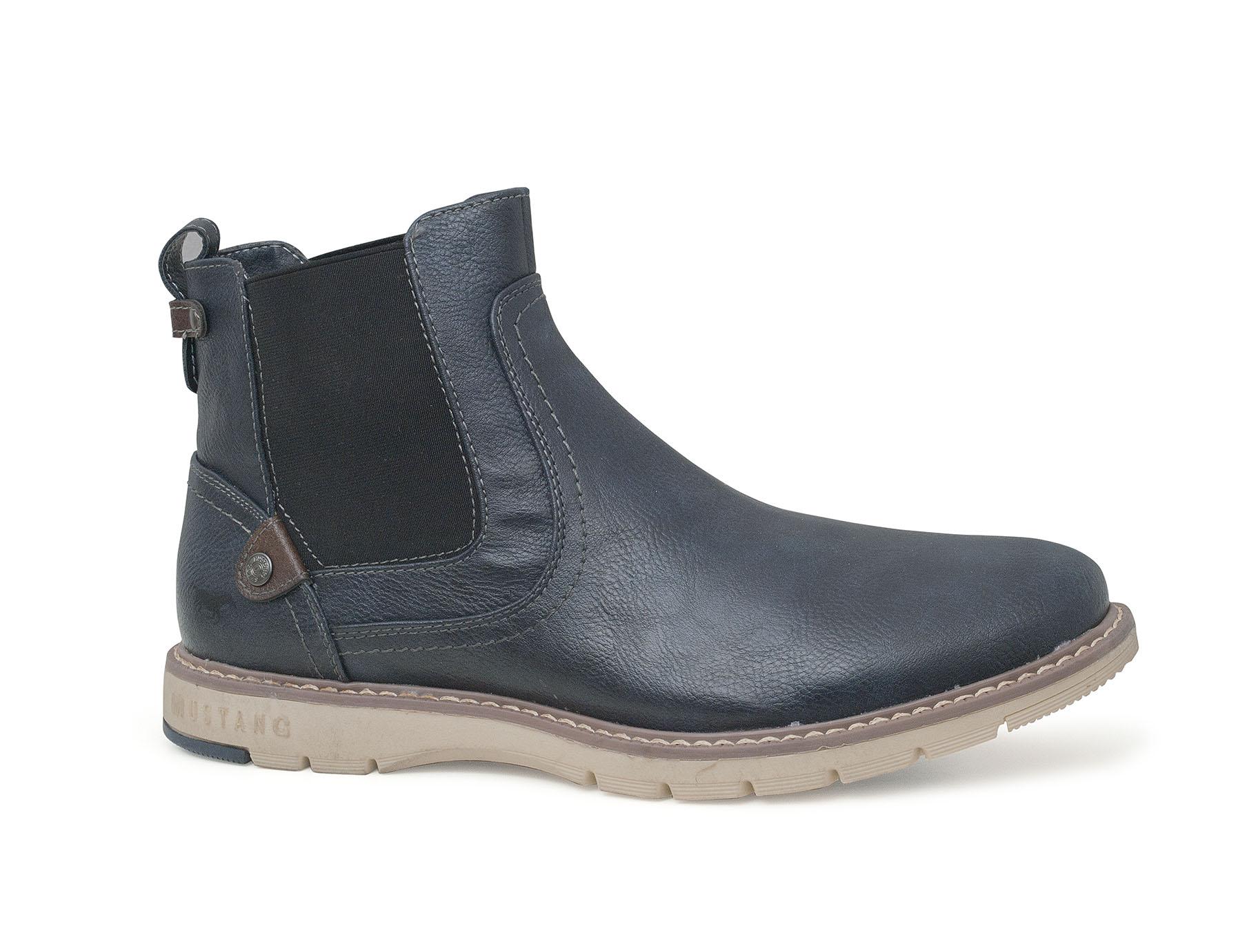 Boots Kinderschoenen.Batai Vyriski Mustang 41a 016 4105 501 820 Mustang Shoes